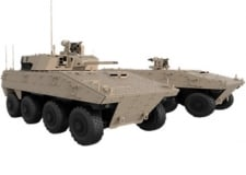 Land Capability - The Al-Rayyan Programme will enable the State of Qatar to procure a battle winning 8x8 infantry fighting vehicle that is equipped with a world-leading C5I system to deliver information superiority.
