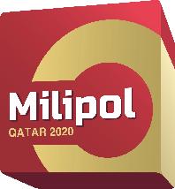Milipol Qatar 2020 logo