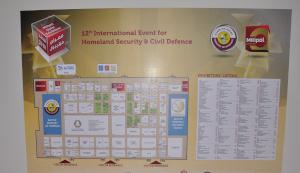 Milipol Qatar orientation plan