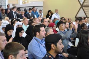 Milipol Qatar seminar room