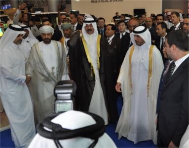 Milipol Qatar 2016 Opening Ceremony