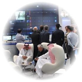 Milipol Qatar Exhibitors and visitors