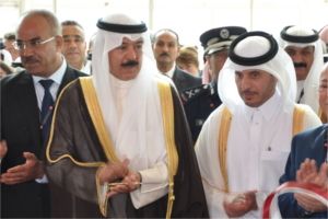 Inauguration and success of Milipol Qatar 2016