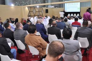 Seminar Session Milipol Qatar