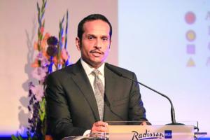 Qatar promoting peace