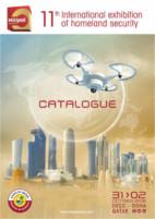 Milipol Qatar 2016 Catalogue