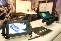 new products exhibited at Milipol Qatar