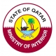 Logo Ministry of Interior, State of Qatar